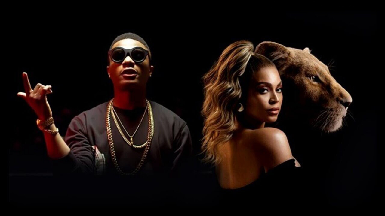 Beyonce Ft. Wizkid - Brown Skin Girl (Official Video)