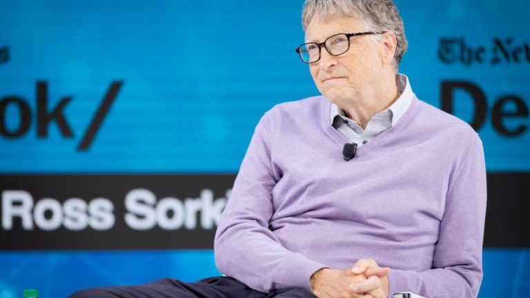 Bill Gates Expresses Shock Over Low Number of COVID-19 Cases And Deaths In Africa