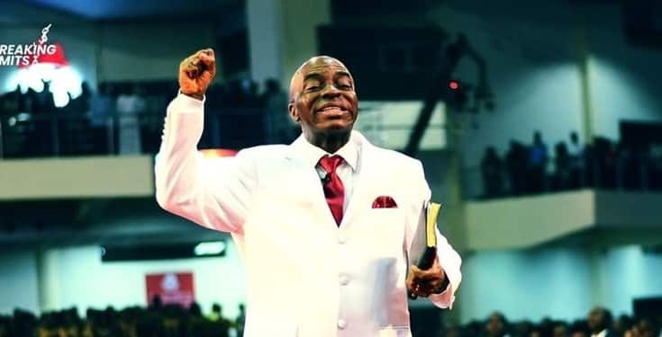 Bishop Oyedepo Reacts to Closure of Schools over Coronavirus