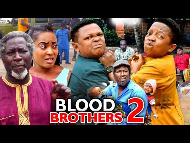 Blood Brothers Season 2 Latest Nigerian 2020 Nollywood Movie