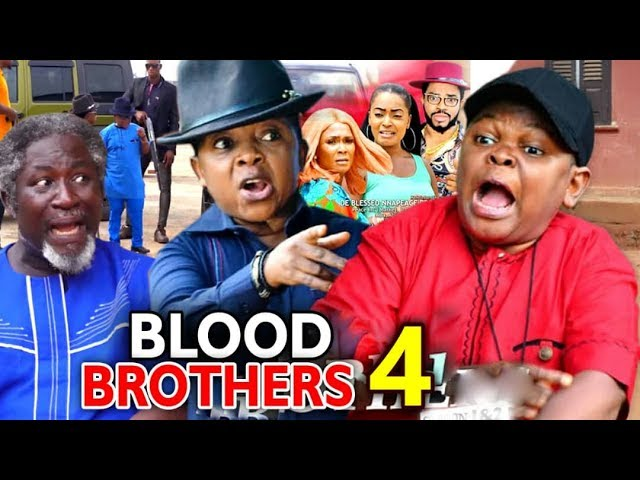 Blood Brothers Season 4 Latest Nigerian 2020 Nollywood Movie