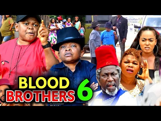 Blood Brothers Season 6 Latest Nigerian 2020 Nollywood Movie