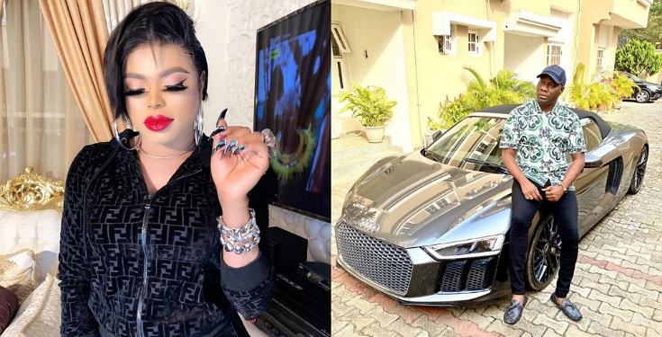 "Bobrisky Cooked for his ""Boo"" Mompha (Watch Video)"