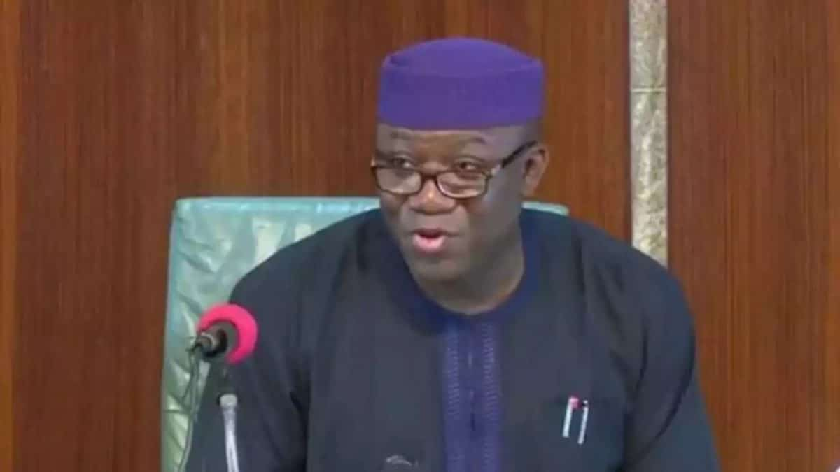 Boko Haram, ISWAP responsible for kidnapping in South West - Government Fayemi