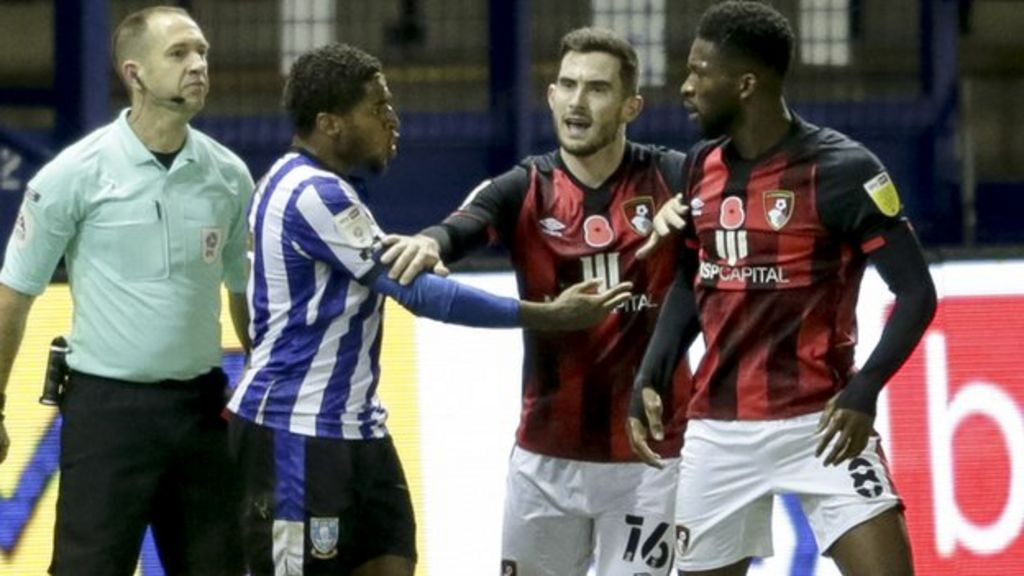 Bournemouth Midfielder, Jefferson Lerma Charged With Violent Conduct for Biting Sheffield Player