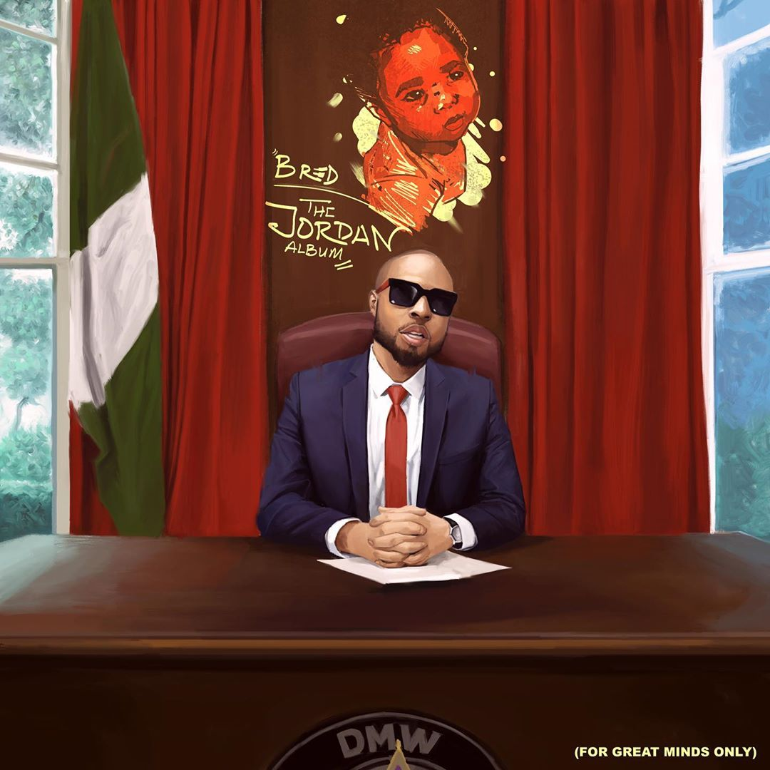 B-Red Ft. Davido - Bimpe