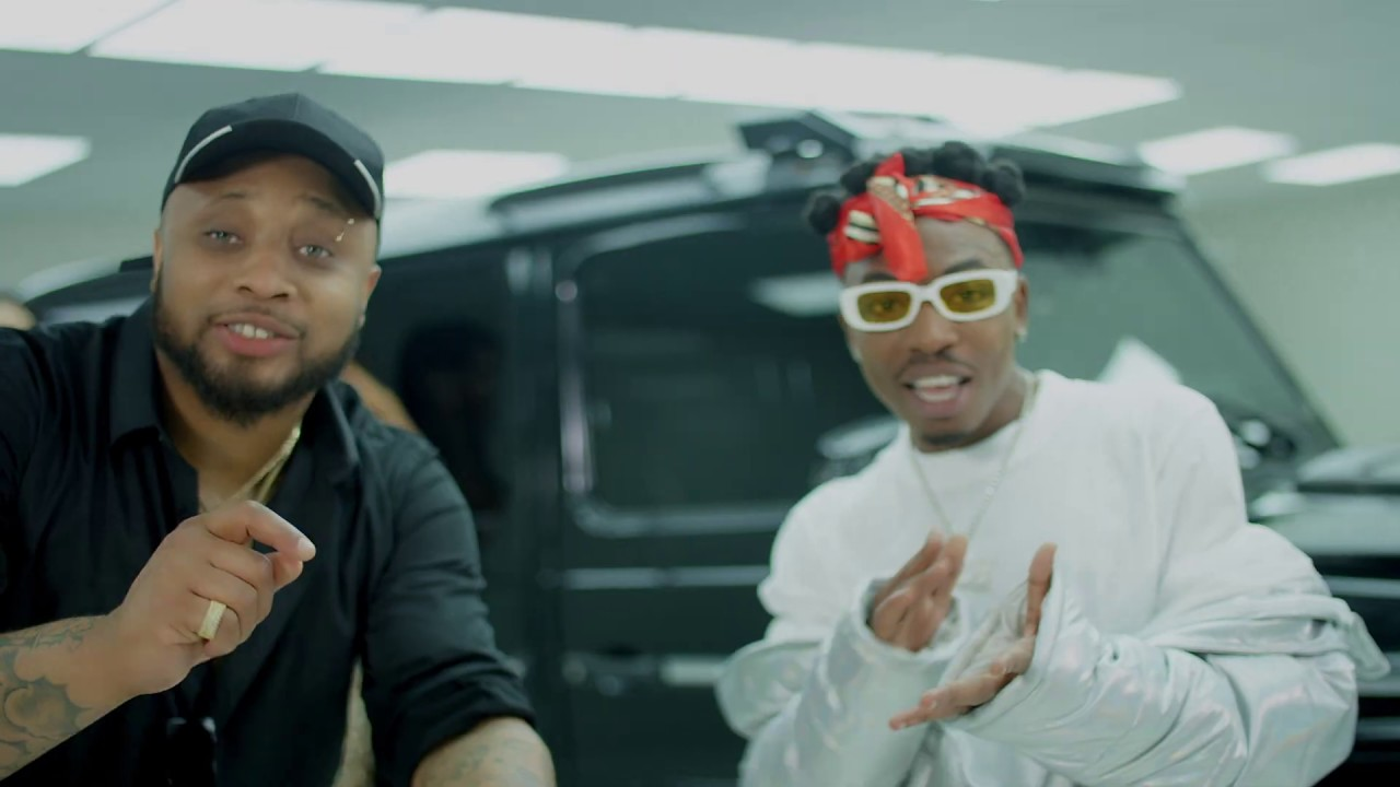 B-Red Ft. Mayorkun - Dance (Official Video)