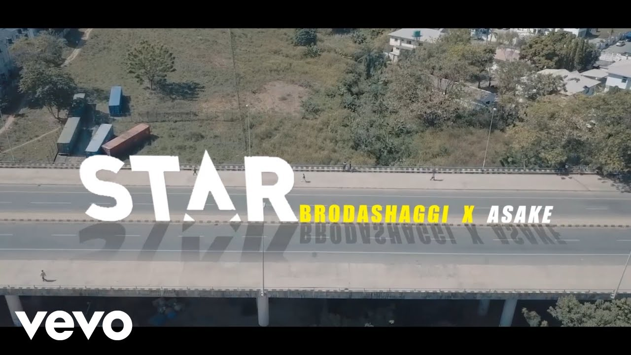 Broda Shaggi Ft. Asake - Star (Official Video)