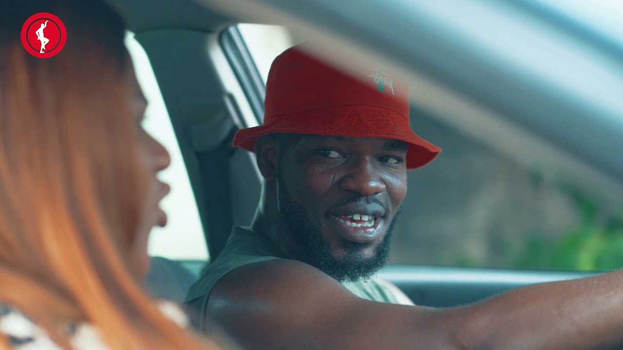 Broda Shaggi Teach Nkechi Blessing How To Drive (Comedy)