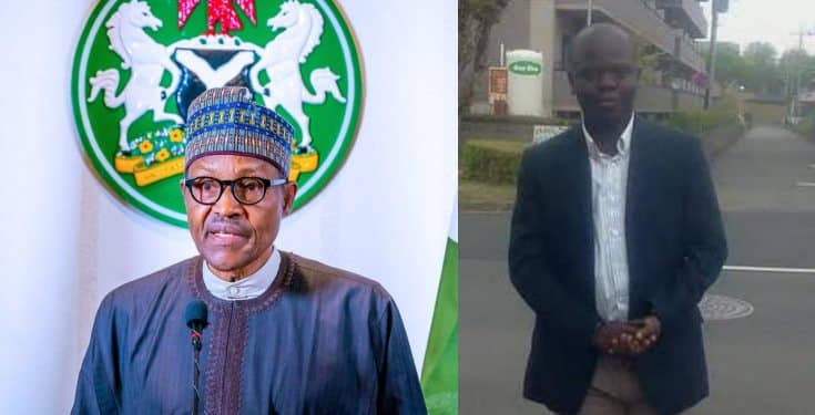 Buhari commends Nigerian Man who returned a Wallet Loaded with Cash in Japan