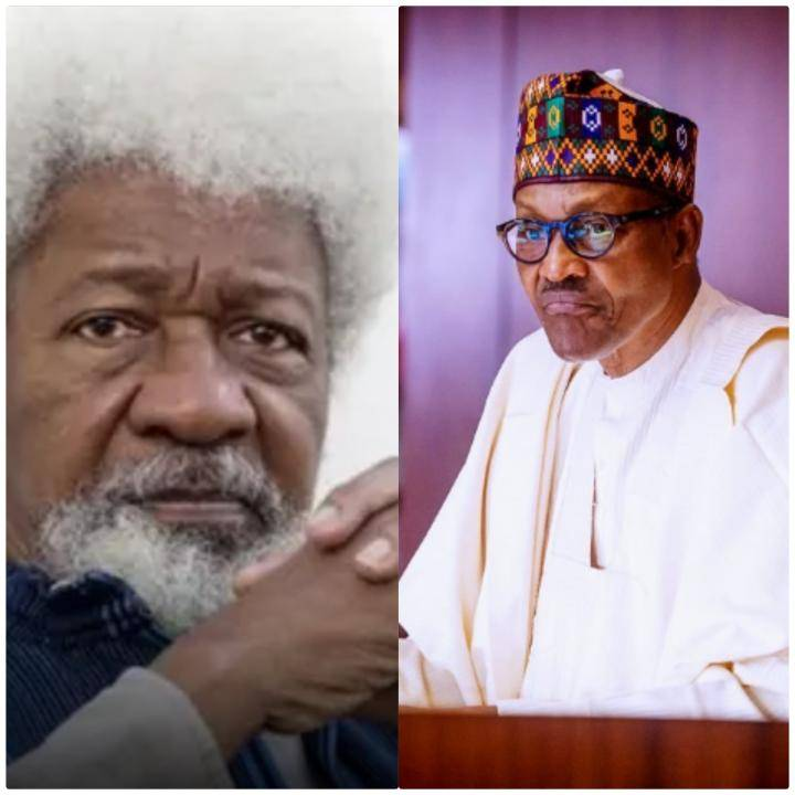 Buhari Inherited Terribly Divided Country From Jonathan – Femi Adesina Replies Soyinka
