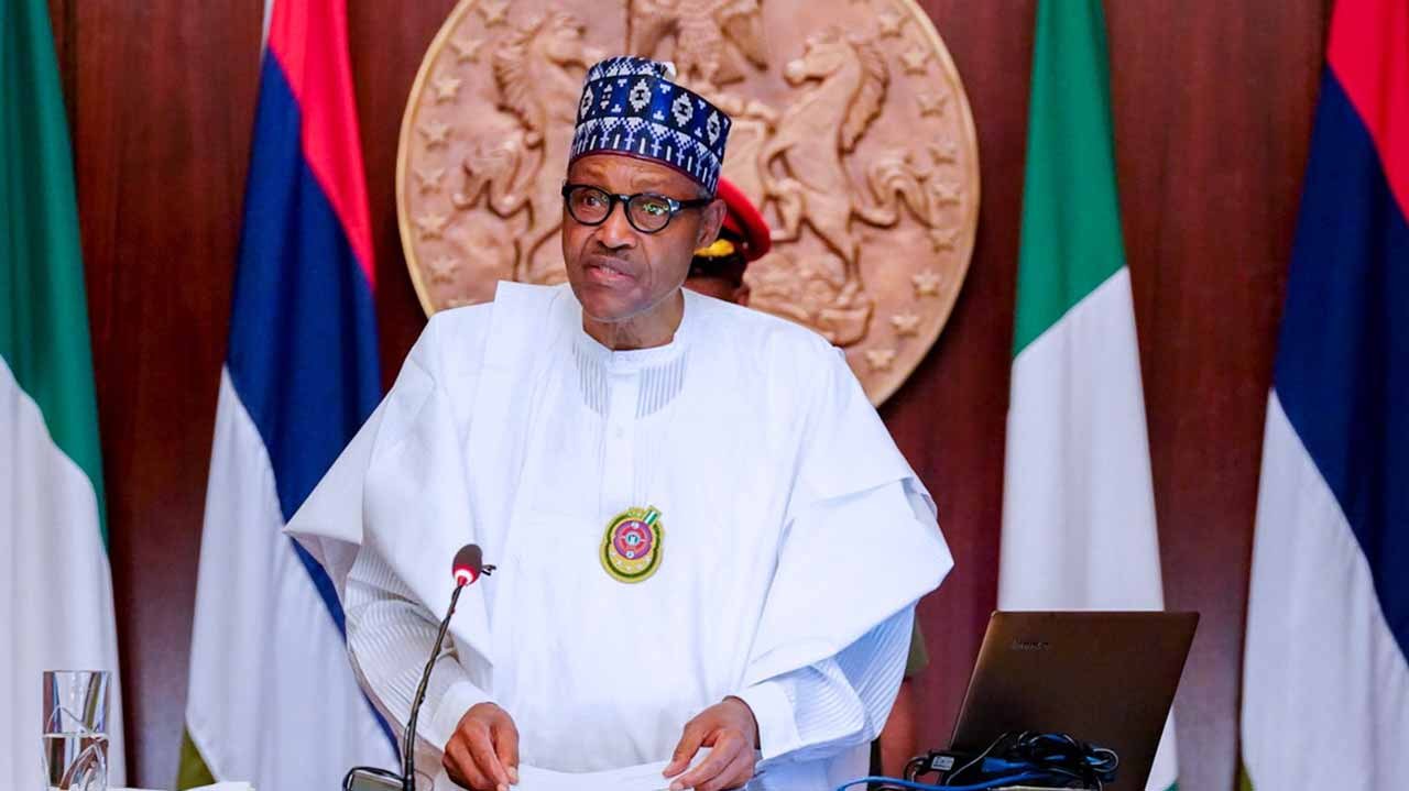 Buhari orders immediate reopening of Nigeria's Land Borders (See List)