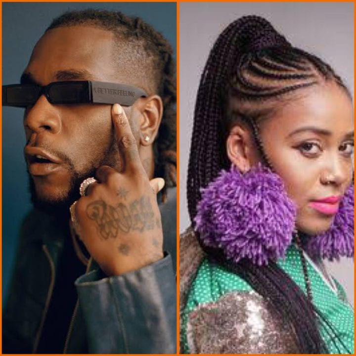 "Burna Boy Responds to Sho Madjozi's ""Own It"" Accusation"