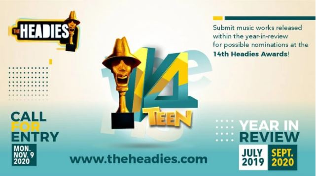 Burna Boy, Wizkid, Tiwa Savage, Davido Lead 2020 Headies Nomination || See Full List