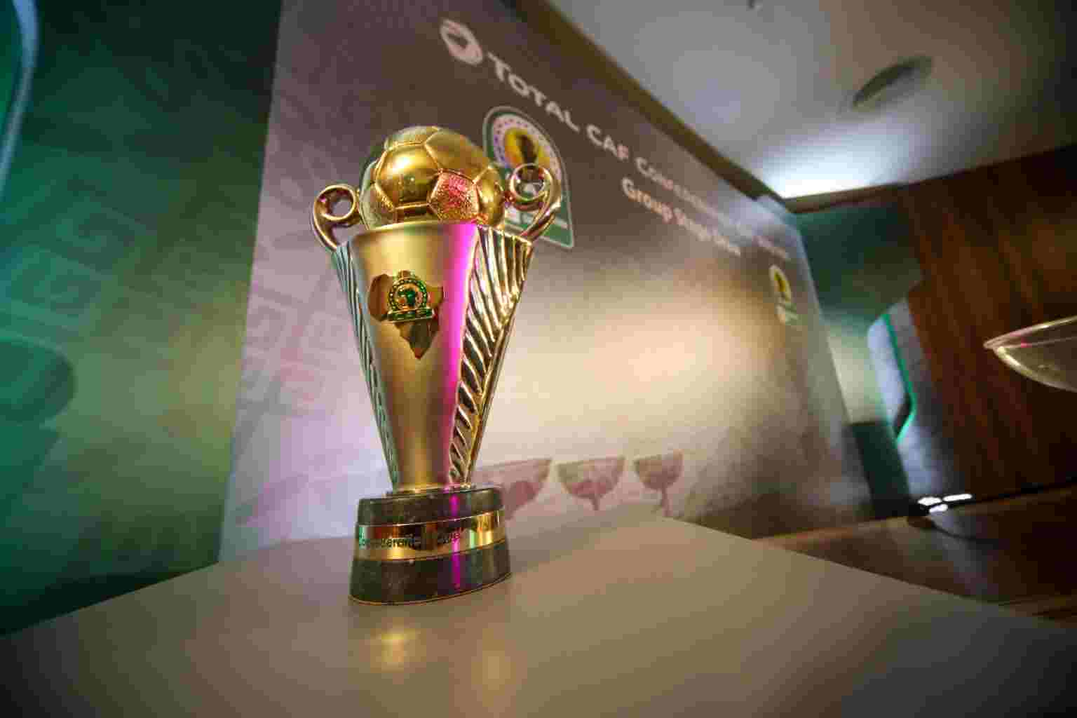 CAF Confederation Cup: Enyimba Get Tough Draw