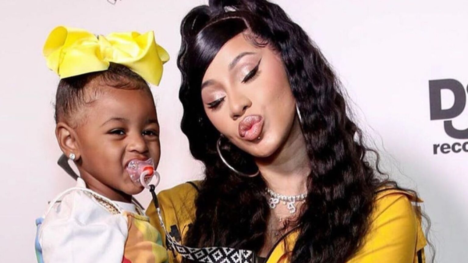 Cardi B Reacts After Being Called Out For Stopping Her Daughter From Listening to Her Music, WAP