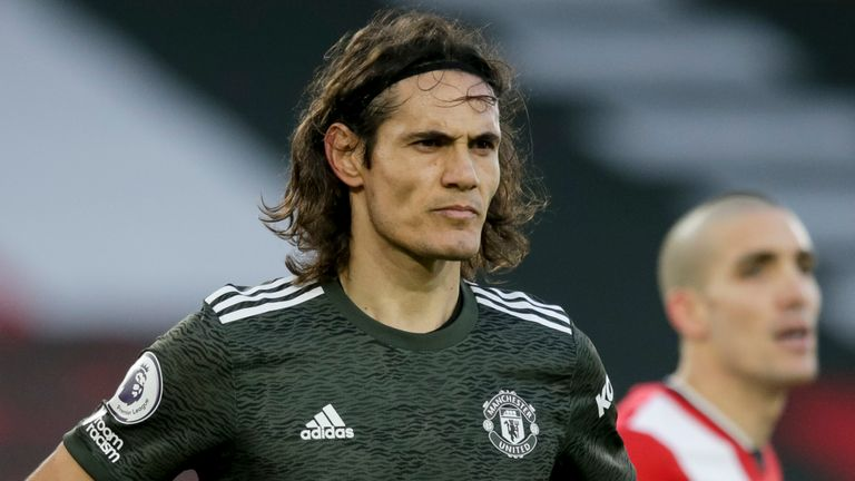 Cavani Set For Manchester United Exit In Summer