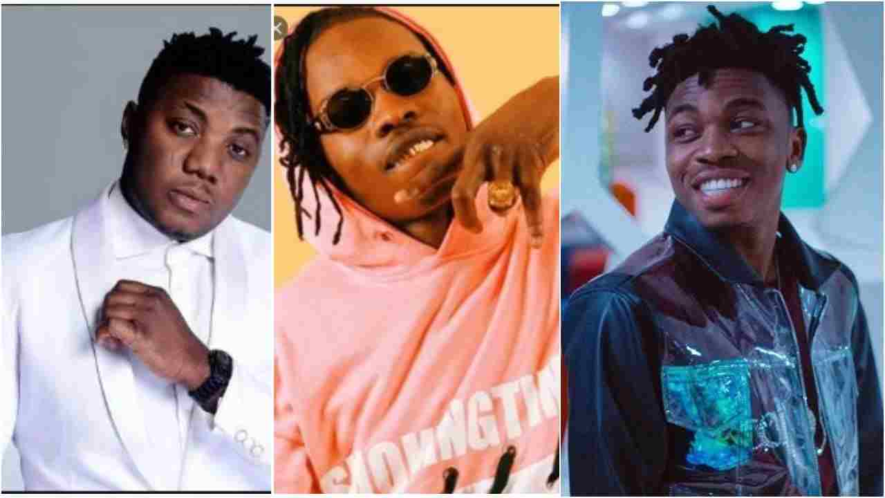 CDQ calls out Headies Award for awarding Mayorkun 'Best Street-Hop Artiste' instead of Naira Marley