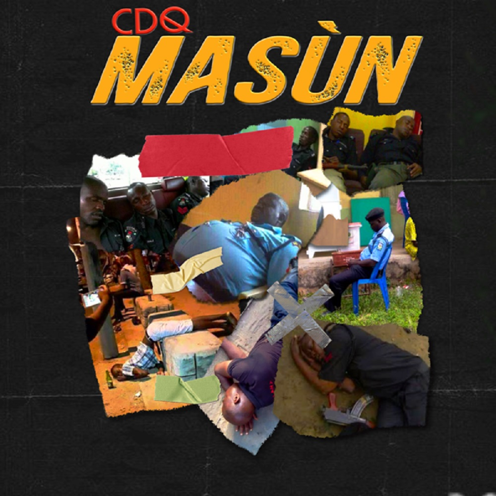 CDQ - Masun (Prod. By JayPizzle)
