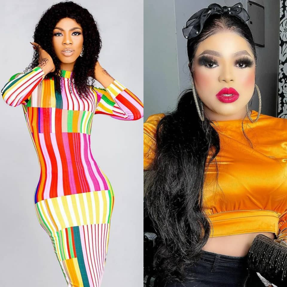Cell is not a new thing. I have been there before and I left -James Brown claps back at Bobrisky