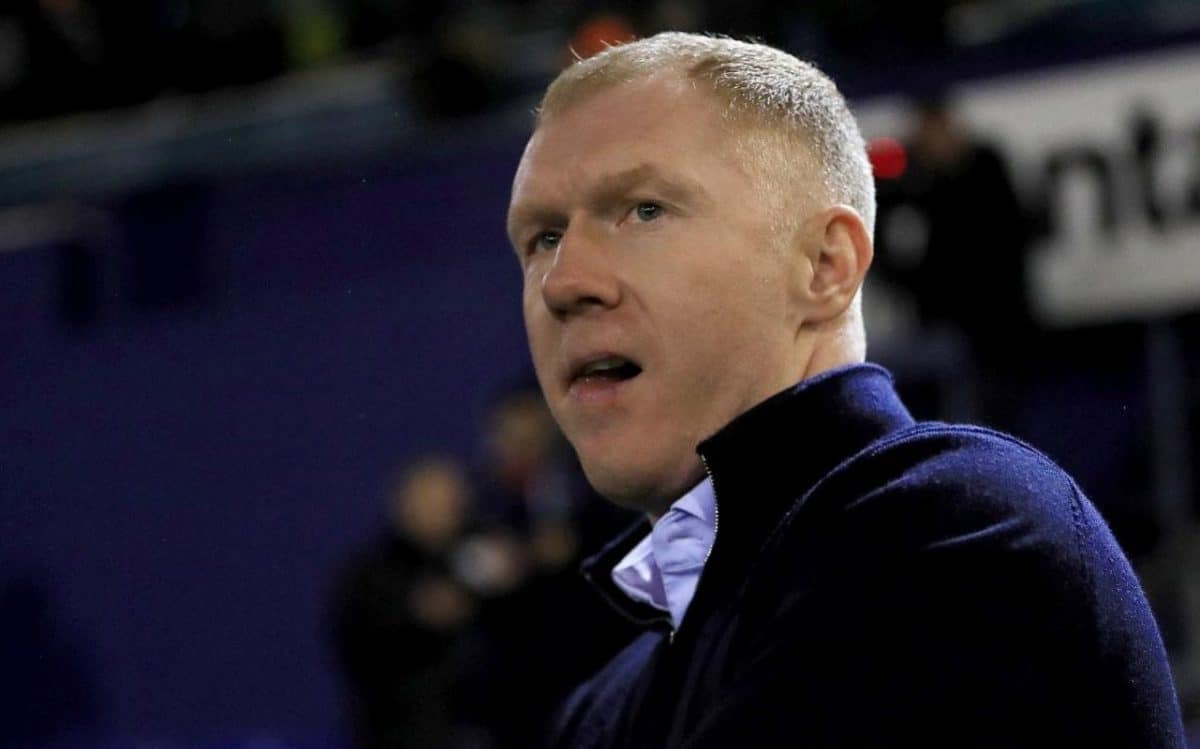 Champions League: Paul Scholes reveals who to blame for Manchester United's 3-2 defeat to RB Leipzig