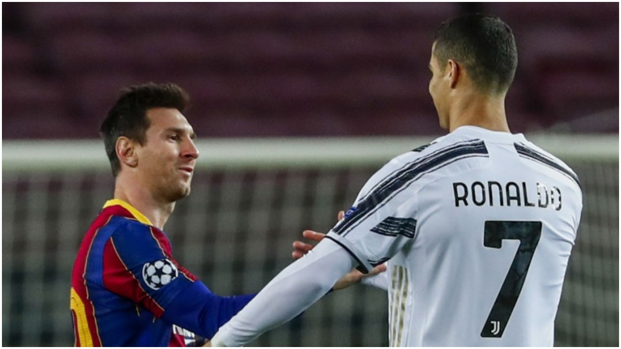 Champions League: What Ronaldo said about Messi after Juventus's 3-0 win over Barcelona