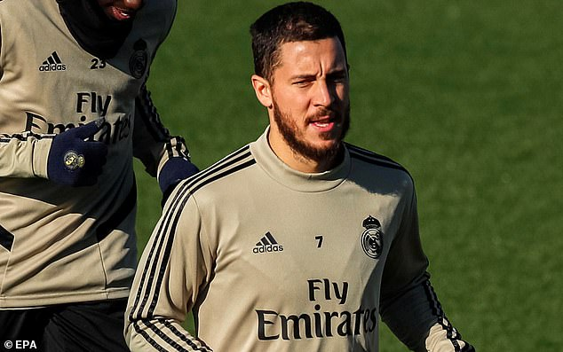 Chelsea Plot Shock Move To Re-Sign Hazard From Real Madrid