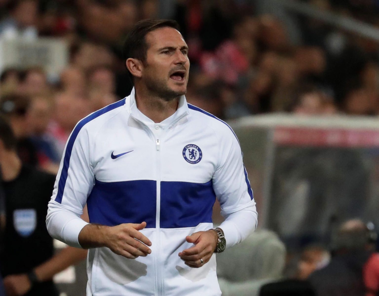 Chelsea vs Krasnodar: Lampard singles out Two Players after 1-1 Draw