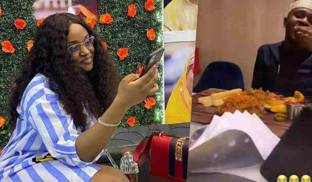 Chioma hangs out with Mystery Man amid Break-Up rumor with Davido (See Photo)