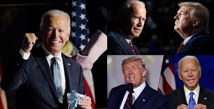 CNN Projection: Donald Trump loses as Joe Biden wins 2020 US Presidential Election