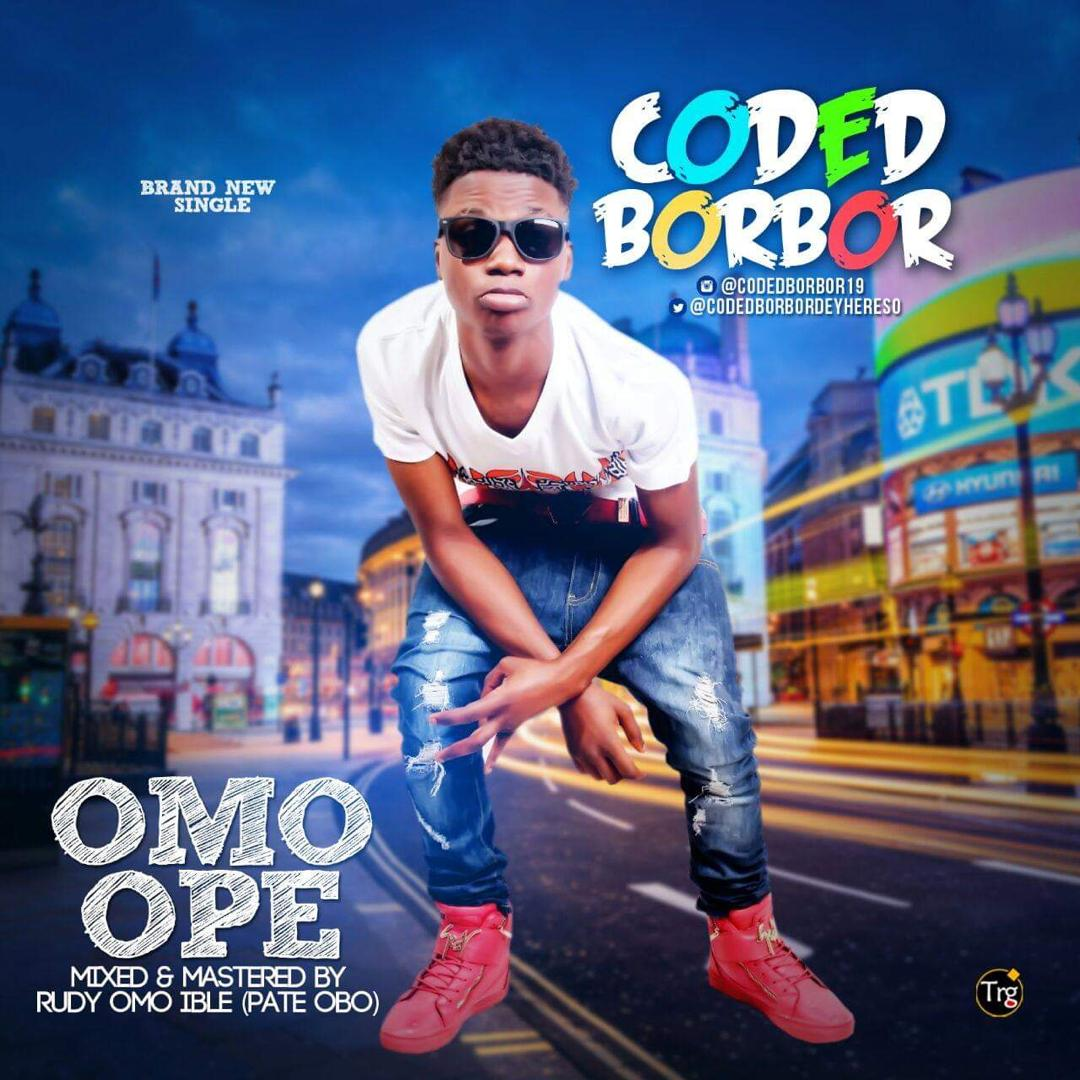 Coded Borbor - Omo Ope