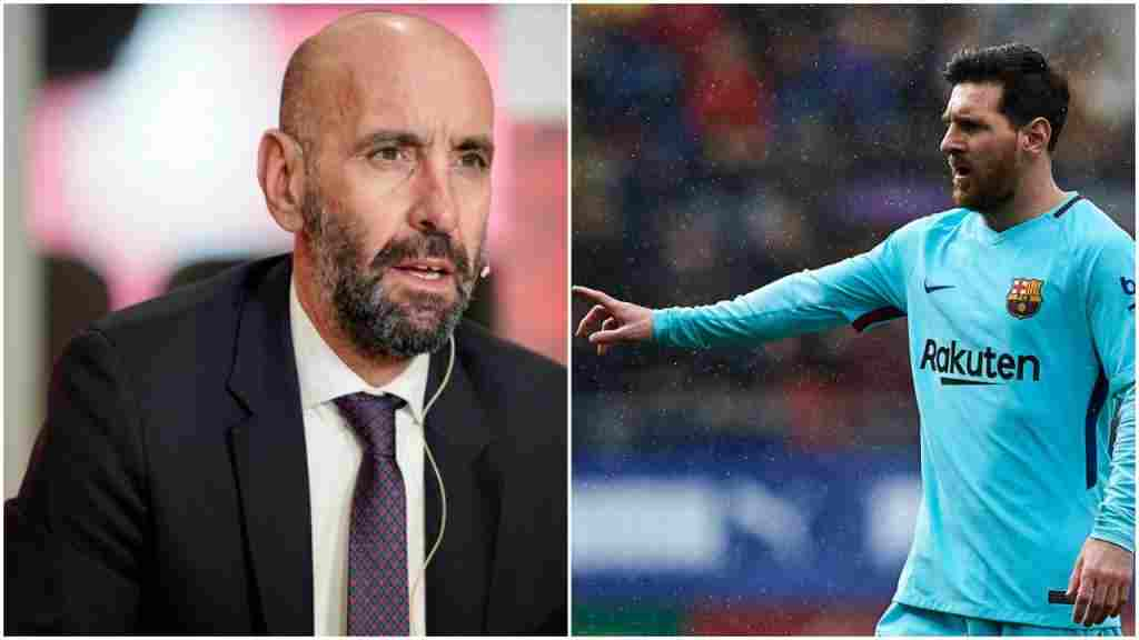 Copa del Rey: Go home warm - Messi attacks Sevilla's Monchi in tunnel