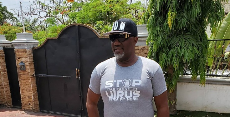 Coronavirus Deaths is caused by 5G Network - Dino Melaye (Watch Video)