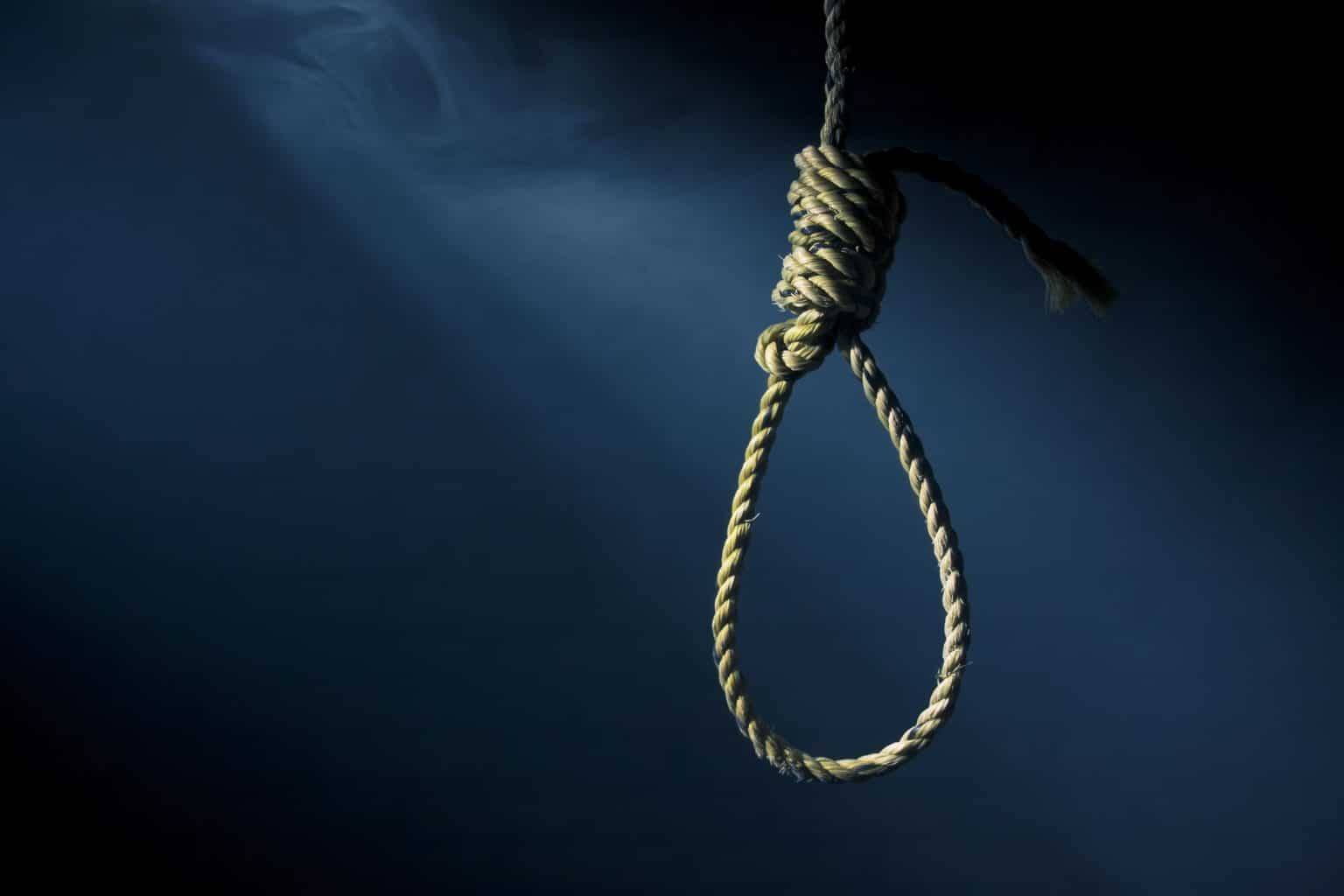 Unidentified man hangs self in Ibadan