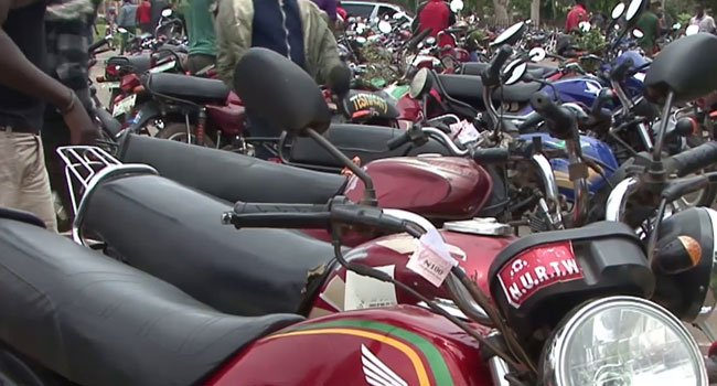 Court To Hear Suit Challenging Lagos Ban Of Motorcycles, Tricycles On Dec 15