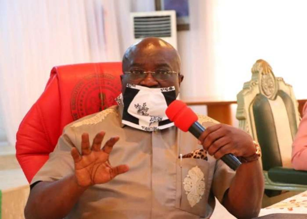 COVID-19: Governor Ikpeazu orders compulsory wearing of Face Mask, Releases new Guidelines