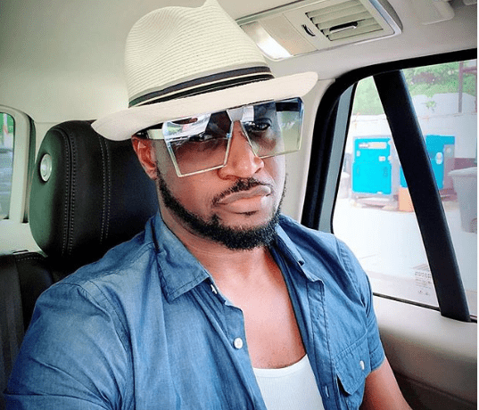"COVID-19 Is Real""- Nigerian Popular Artiste Peter Okoye Narrates Family Experience With Killer Virus"