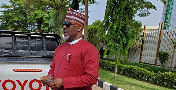 COVID-19 Lockdown: I'm Calculating my Spending these Days - Dino Melaye
