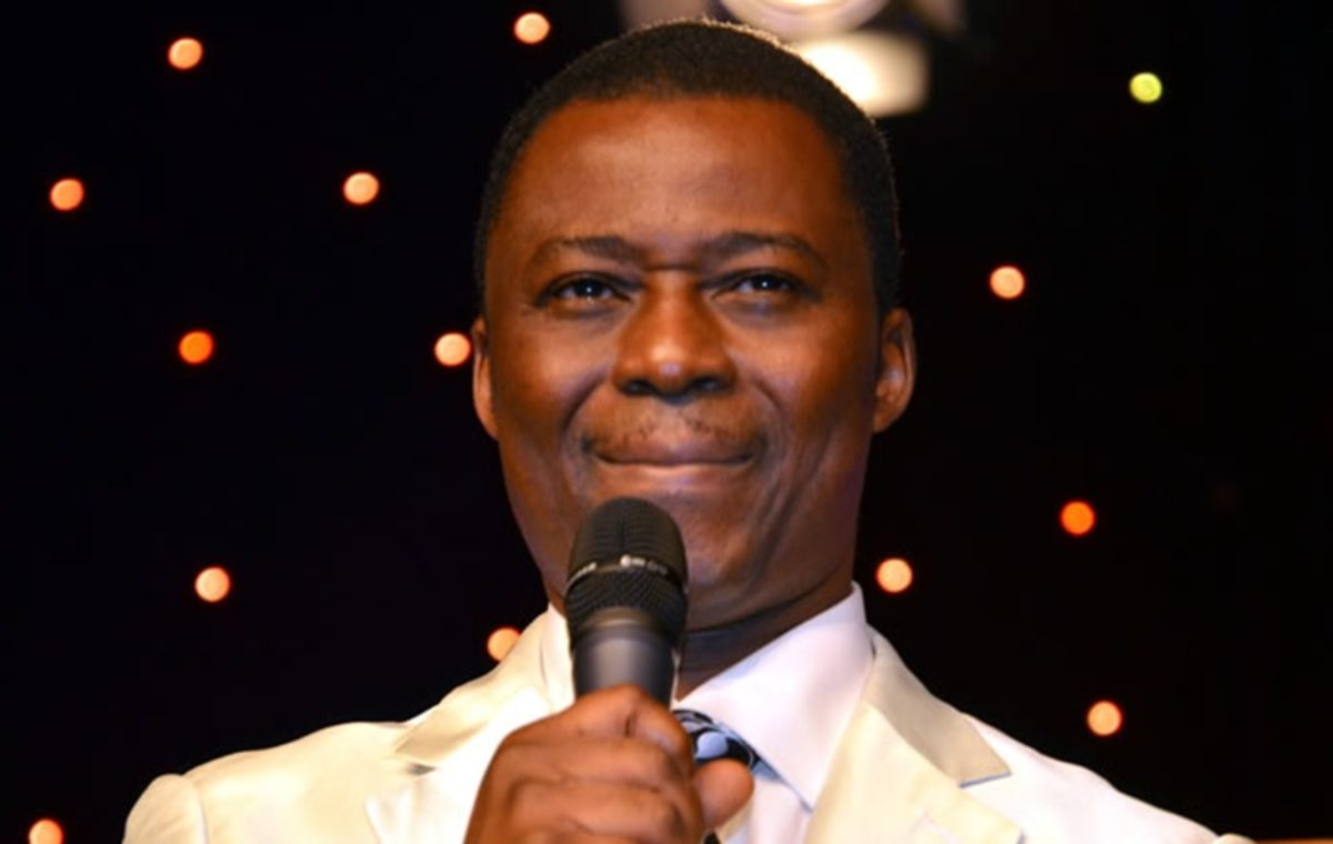 COVID-19: Mountain of Fire's G.O, Daniel Olukoya issues warning to Nigerians