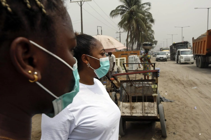 COVID-19 second wave: Enforcement of face masks begins in Lagos