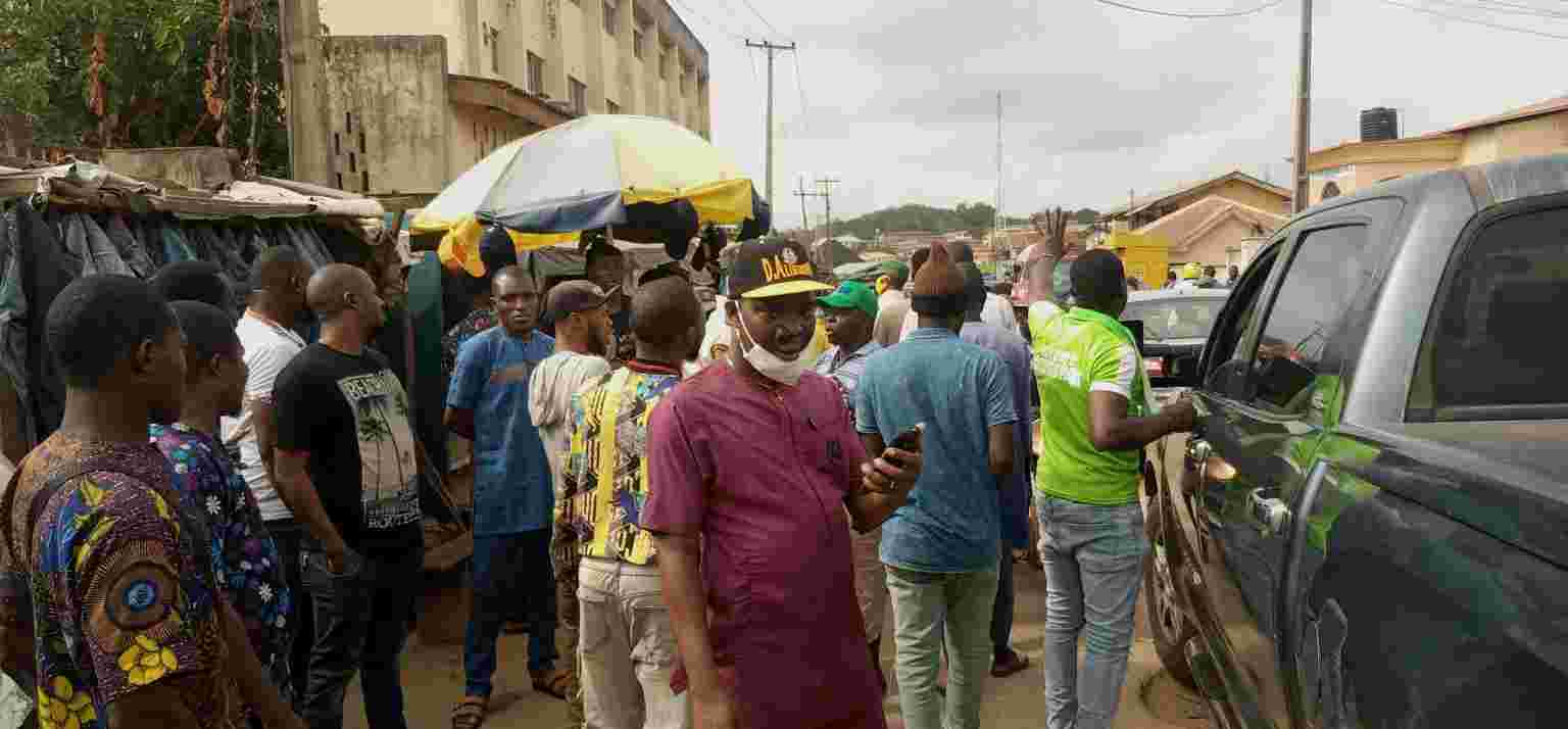 Crisis in Abeokuta as Ogun Government converts Panseke-Mercy road to One-Way Drive