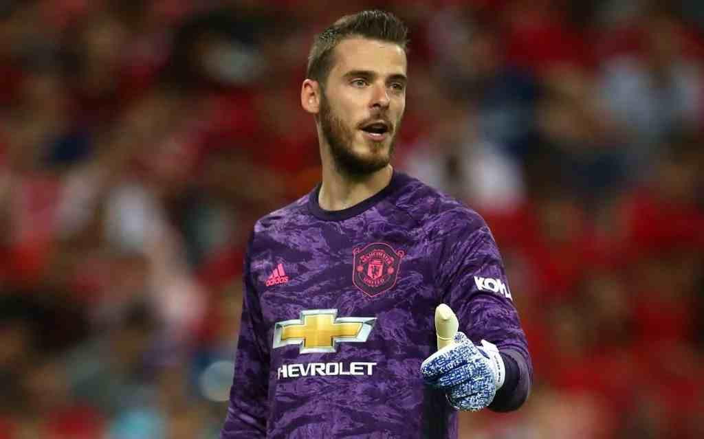 Crystal Palace vs Man United: Focus on game, be clinical to win - De Gea warns Red Devils
