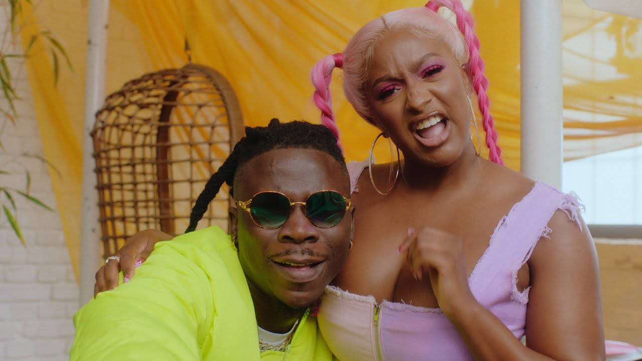 Cuppy Ft. Stonebwoy - Karma (Official Video)