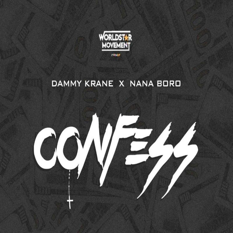 Dammy Krane Ft. Nana Boro - Confess