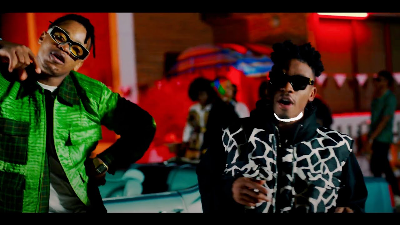 Dapo Tuburna Ft. Mayorkun - See Finish (Official Video)