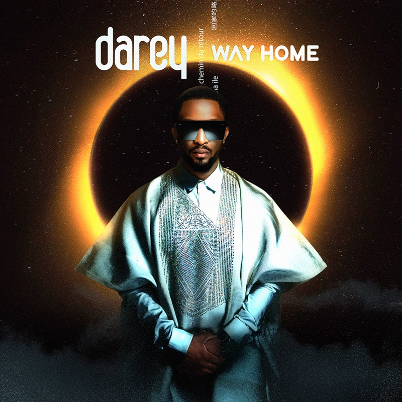 Darey - Way Home (EP)