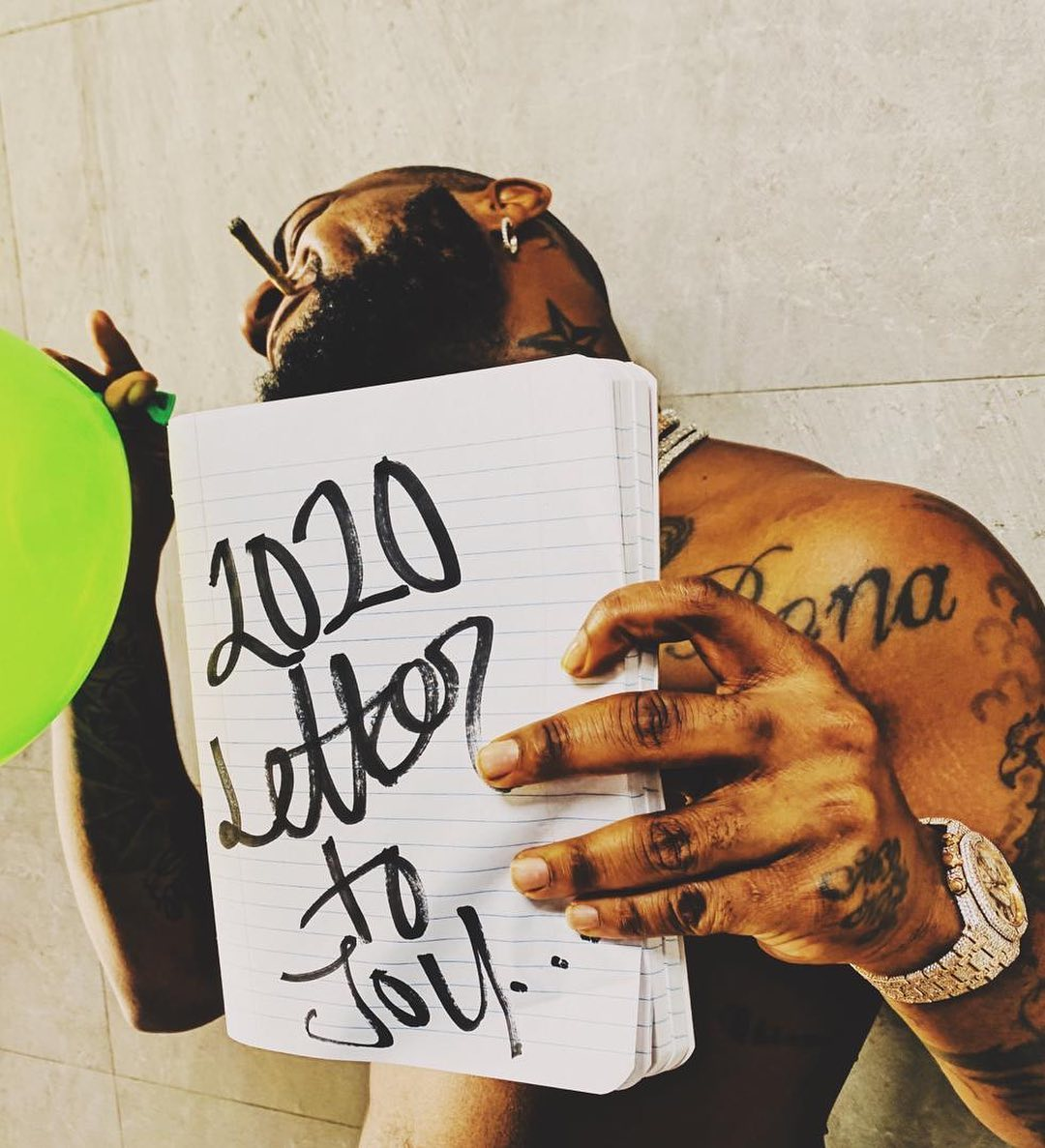 Davido - 2020 Letter To You (Prod. By Vstix)