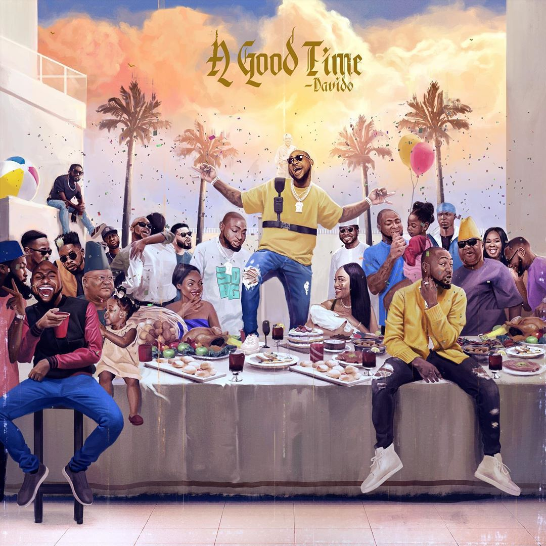 Davido - A Good Time (Full Album, All Tracks)