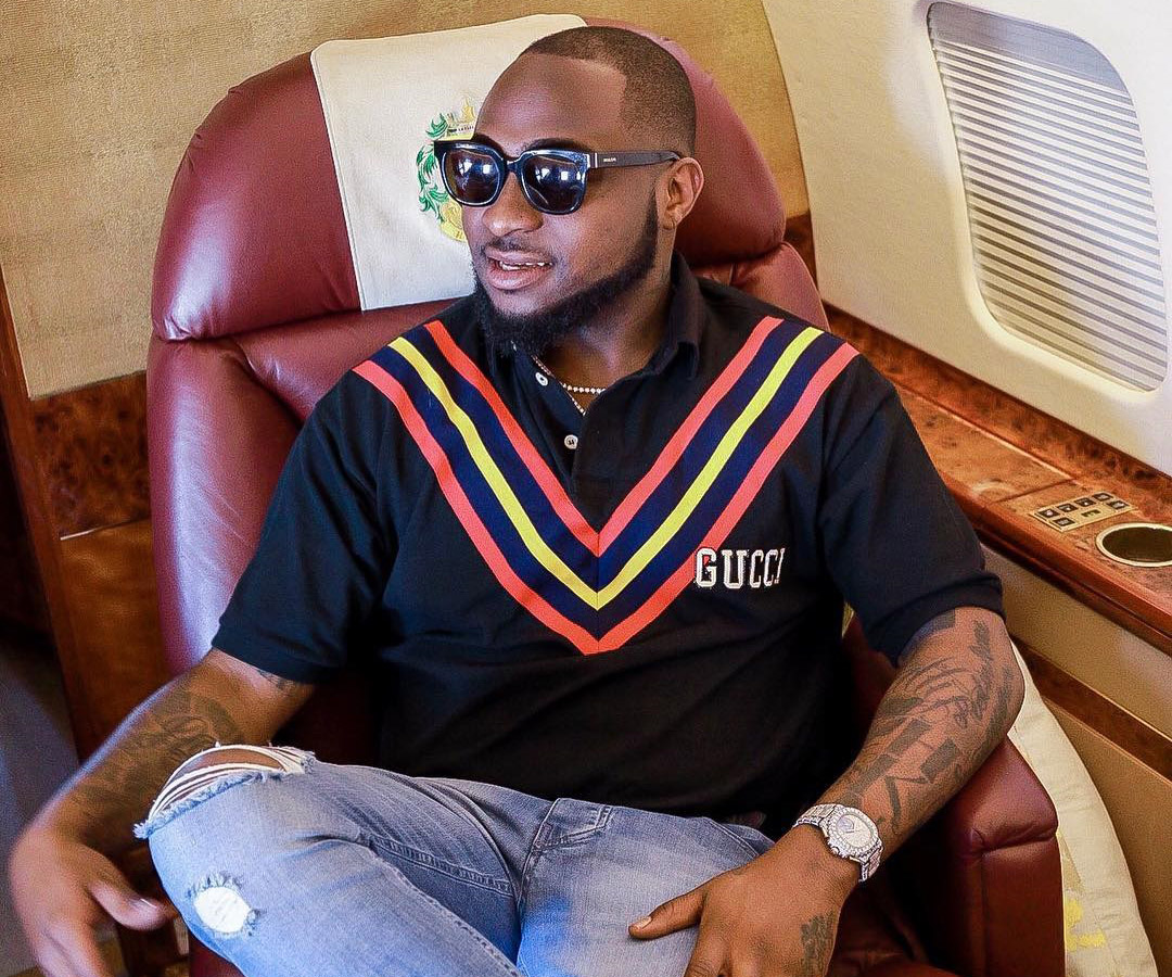 Davido Changes Number, Puts himself First