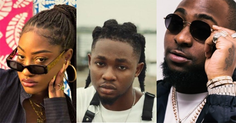 Davido Drags Ugandan Artiste, Bebe Cool For Getting Omah Lay & Tems Arrested